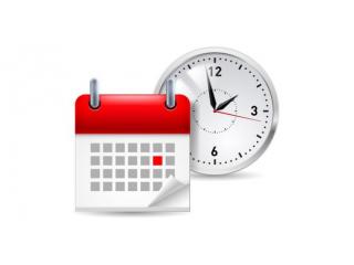 Расписание графика работы в Новогодние праздники