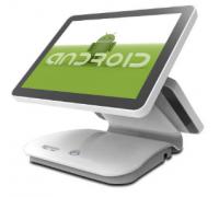 Сенсорный POS терминал на Android  с двумя экранами Piano 15,6″