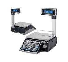 Торговые весы с печатью чека DIBAL M-525