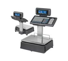 Торговые весы Dibal M-525 C с клавиатурой на стойке