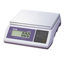 Весы общего назначения многофункциональные CAS ED