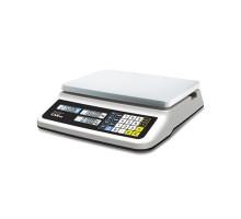 Весы торговые с LCD дисплеем CAS PR II B