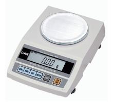 Весы лабораторные CAS MW II