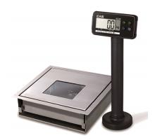 Весы встраиваемые кассовые CAS PDS-P со сканером