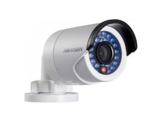 Установка видеонаблюдения в Компании Ликс